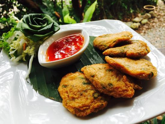 Picture of samira by asian terrace kuala for Thai fish cakes