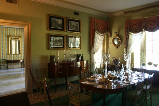 Garrison, NY: Dinning room