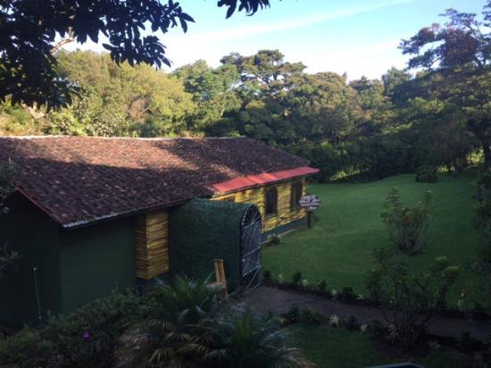 Hostel Villa Verde : area de diversion
