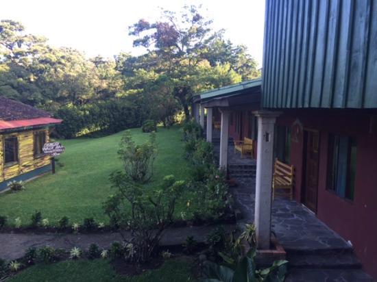 Hostel Villa Verde : jardines