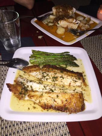 Bon Picat Restaurant : Lenguado a la menieure