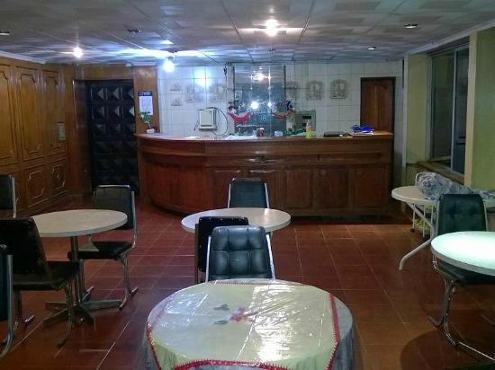 Hotel San Rafael: Restaurante