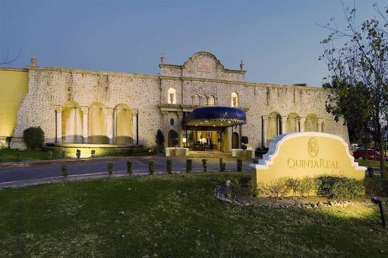 Hotel Quinta Real tu mejor opcion - Bild von Quinta Real ...