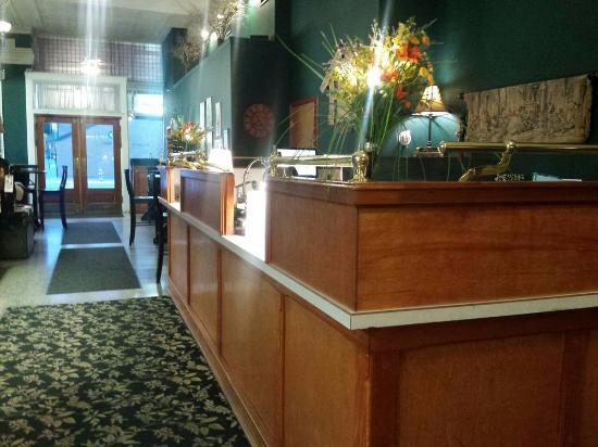 Front desk - Picture of The Kalispell Grand Hotel, Kalispell