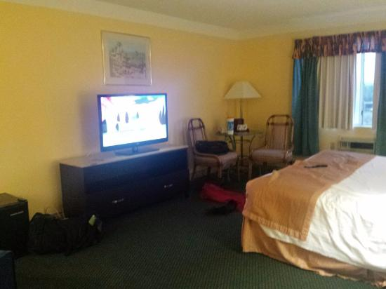 Pacific Inn Resort and Conference Centre: room1