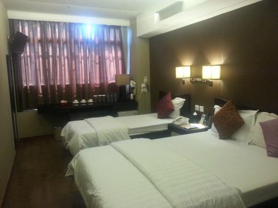 Sunny Day Hotel (Tsim Sha Tsui): ห้องพัก