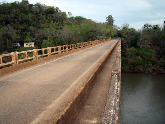 Balneário Passo do Angico - Toropi, RS