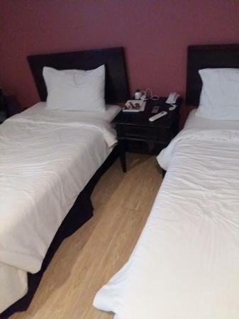 Chiang Mai Flora Hotel: ห้องเตียงคู่