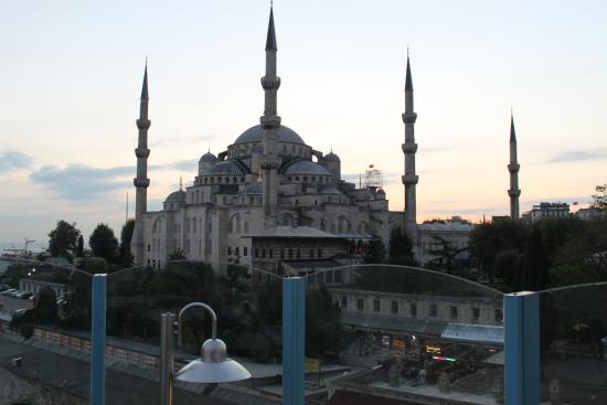 Blue House Hotel : Blue Mosque