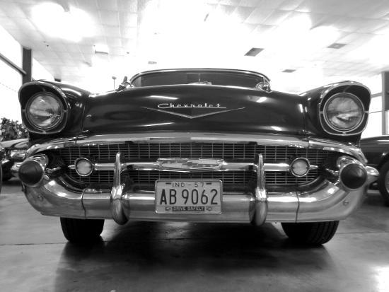 Lots Of Chrome Picture Of Sarasota Classic Car Museum Sarasota