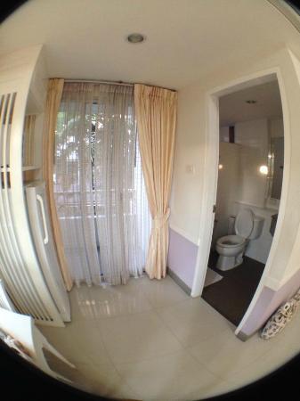 Puri Piman: ส่วนของห้องพัก