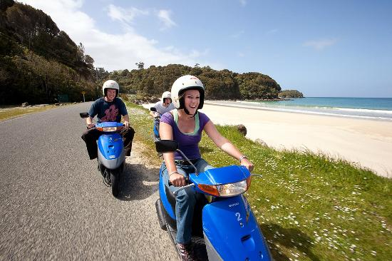 Stewart Island Experience - Rental Vehicles