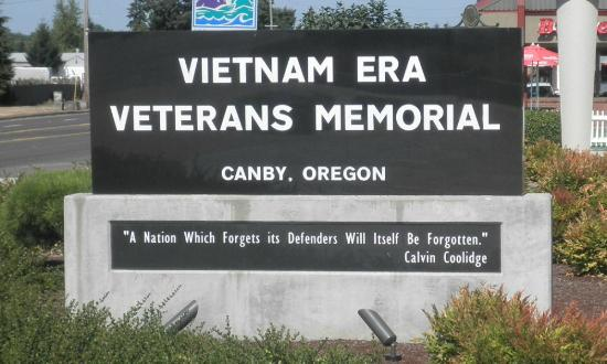Vietnam Era Veterans Memorial