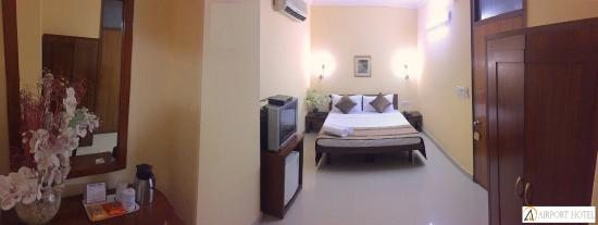 Airport Hotel: Deluxe Room