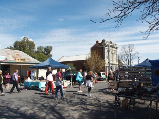 Talbot, Australia: Farmers Market
