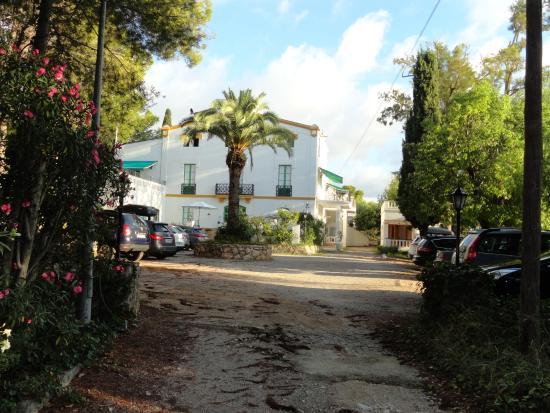 RV CAN TORRENTS: Вид отеля