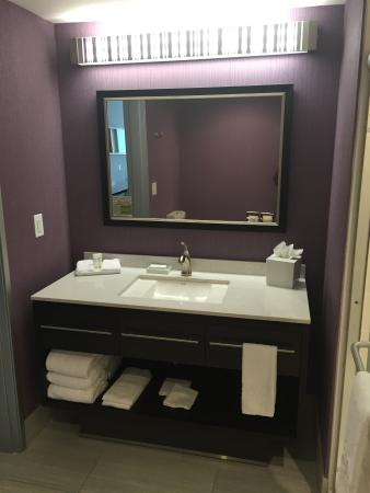Bathroom Vanity Picture Of Home Suites By Hilton Austin North - Bathroom vanities austin
