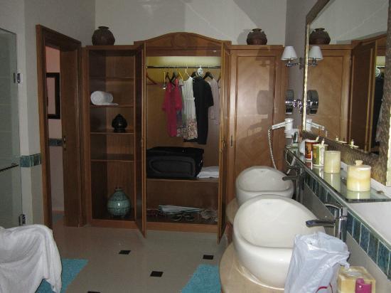 Al Fayyum, Egypte: Bathroom