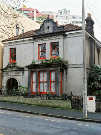 Braemar on Parliament Street B&B Auckland: There's nothing quite like Braemar.
