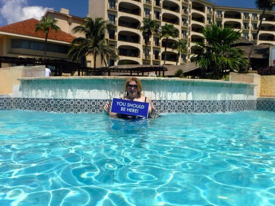 Emporio Cancun Hotel Pool