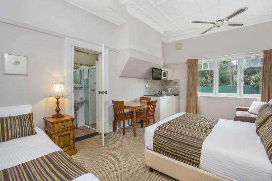 Boronia Lodge Burwood: Family Suite (Max.5ppl)