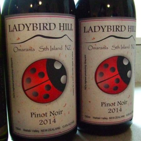 Ladybird Hill: ラベルがかわいいワイン