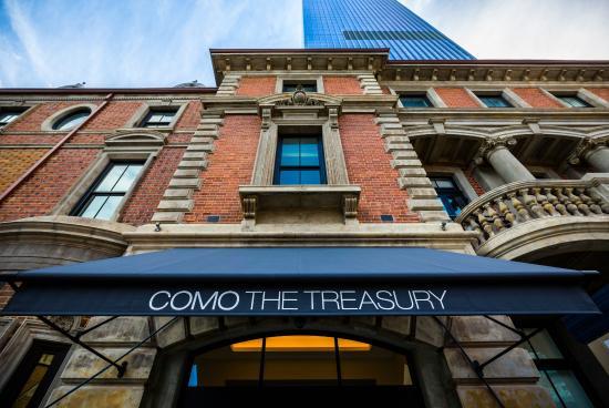 COMO The Treasury