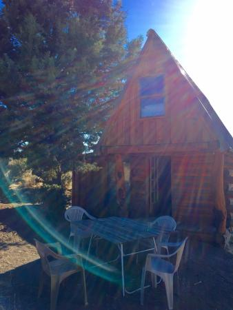 Silver Lake, OR: 5-person cabin