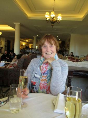 The Lounge at Lilianfels: Maggie