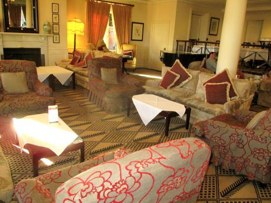 The Lounge at Lilianfels: The lounge