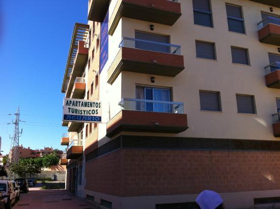 Apartamentos Acuario