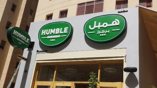 Humble Burgers - Shaab Al Bahri
