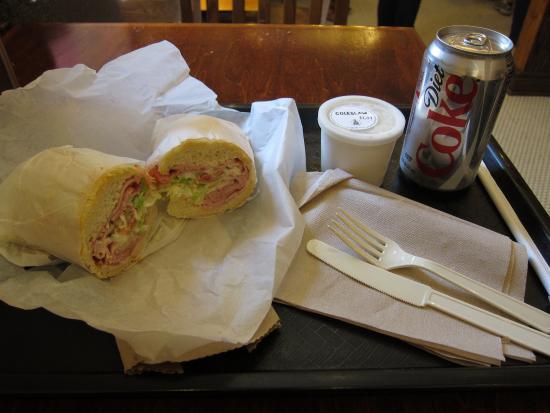 Potbelly Sandwich Works: potbelly