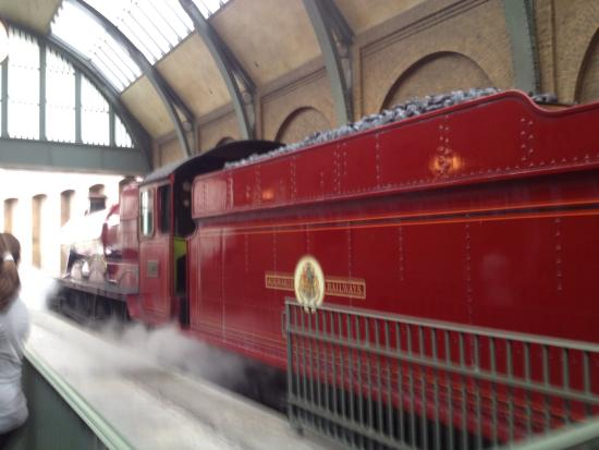 The Wizarding World of Harry Potter : Wizarding world of Harry Potter and Diagon Alley