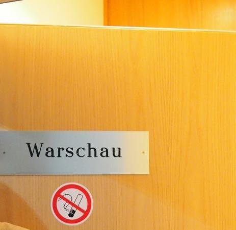 Imperial City Hotel Düsseldorf: Номер Варшава
