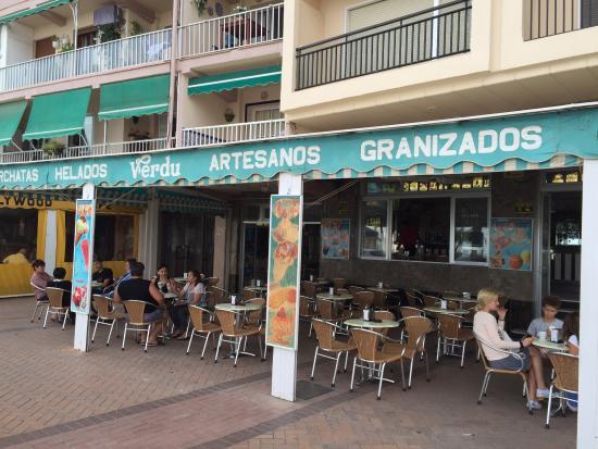 Restaurante heladeria verdu los boliches en fuengirola - Cocinas fuengirola ...