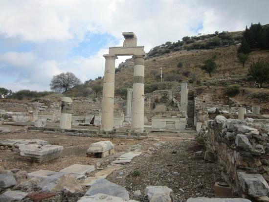 NIKE relief - Picture of Ancient City of Ephesus, Selcuk ...
