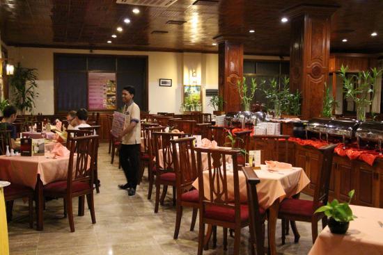 Lin Ratanak Angkor Hotel: Restaurant