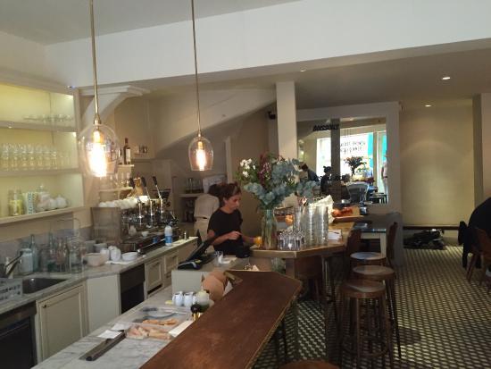 Exterior Picture Of La Petite Table Paris Tripadvisor