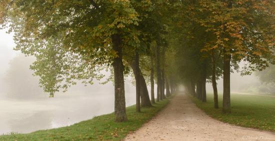 Parc du château de Rambouillet