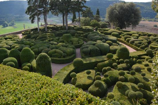 gardens of marqueyssac picture of les jardins de marqueyssac vezac tripadvisor. Black Bedroom Furniture Sets. Home Design Ideas