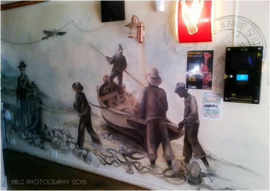 Fisherman's: The Ledgendary Fishermans - Kommetjie