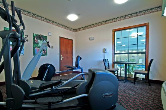 BEST WESTERN PLUS Red River Inn: Fitness Center