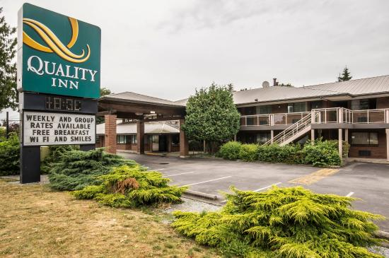 ‪Quality Inn Maple Ridge‬