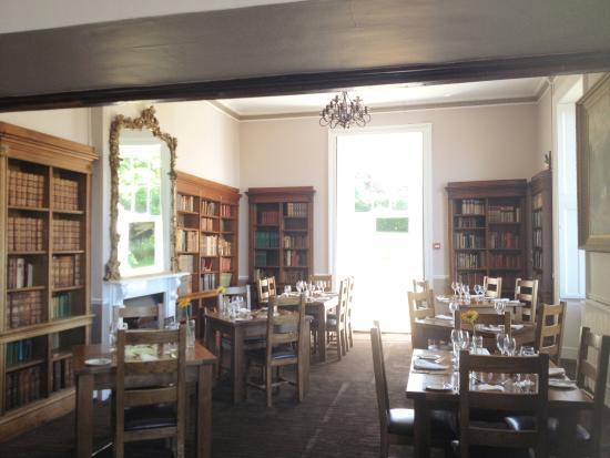 Sellack, UK: Restaurant