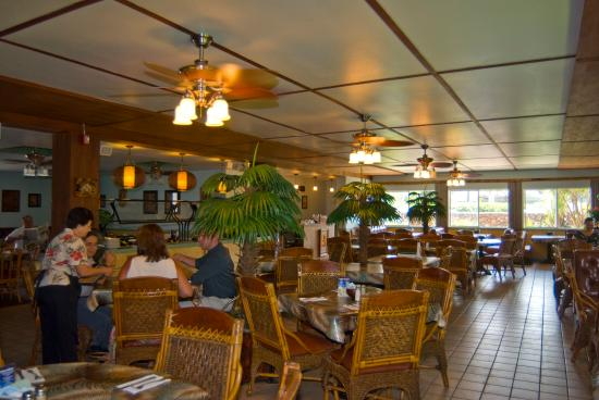 Maui Seaside Hotel: Restaurant