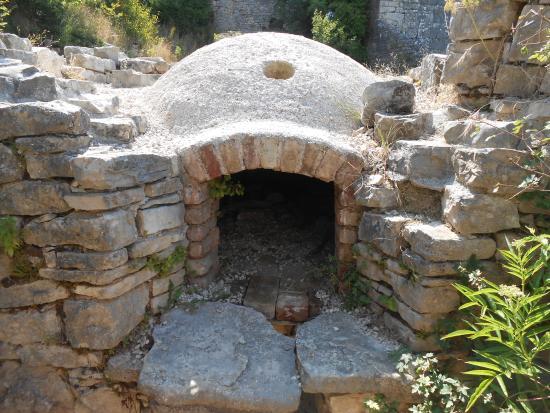 Kanfanar, Croacia: Forno