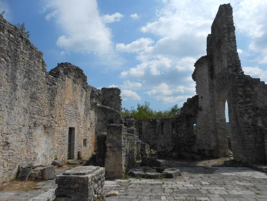 Kanfanar, Croacia: Castello interno
