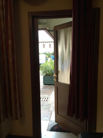 Mogliano Veneto, Ιταλία: room 407 door