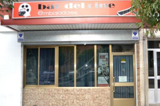 imagen Bar Del Cine Embajadores en Valladolid